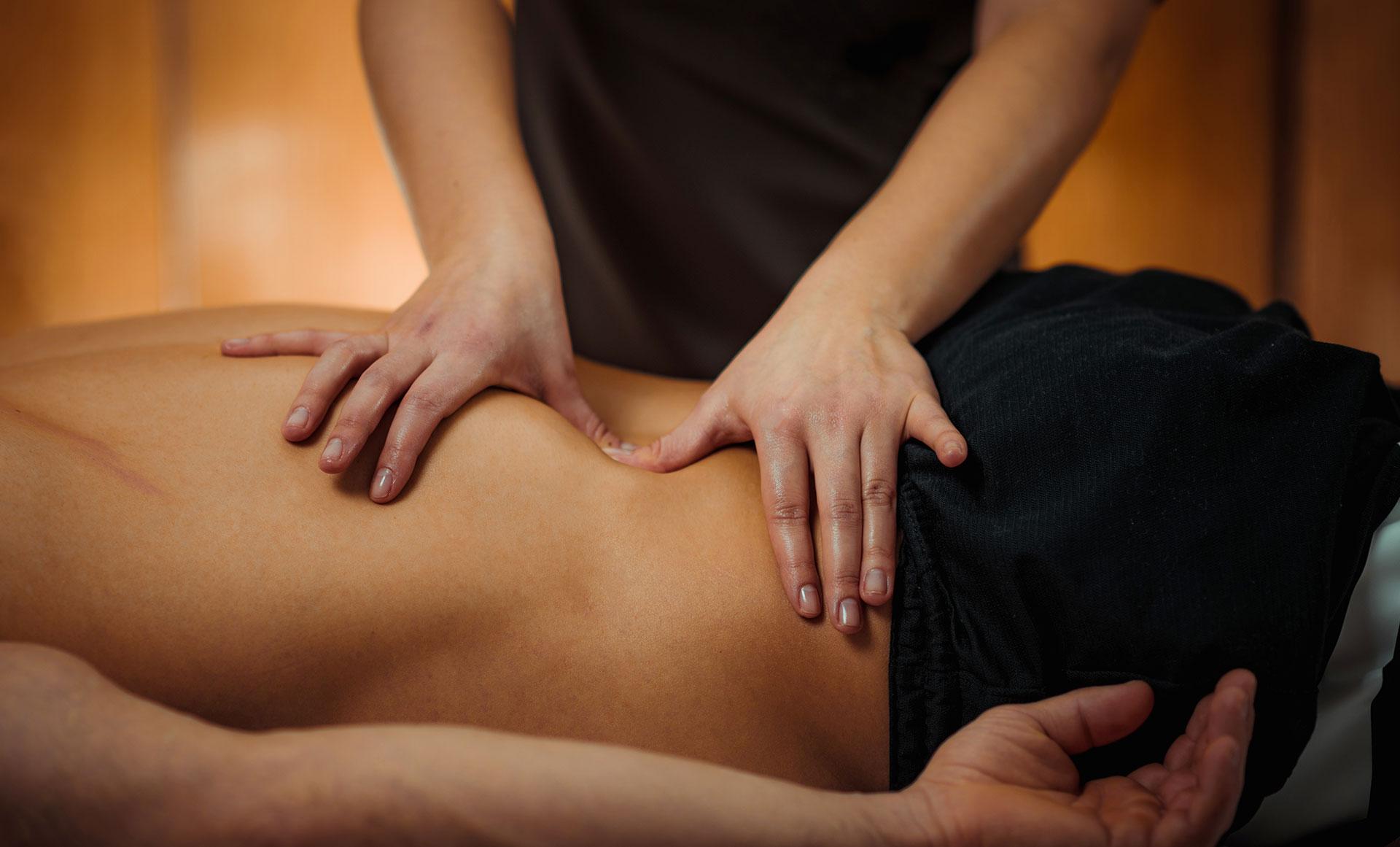Massage Therapy Treatment