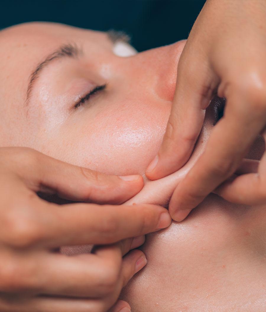 TMJ Massage Therapy Treatment