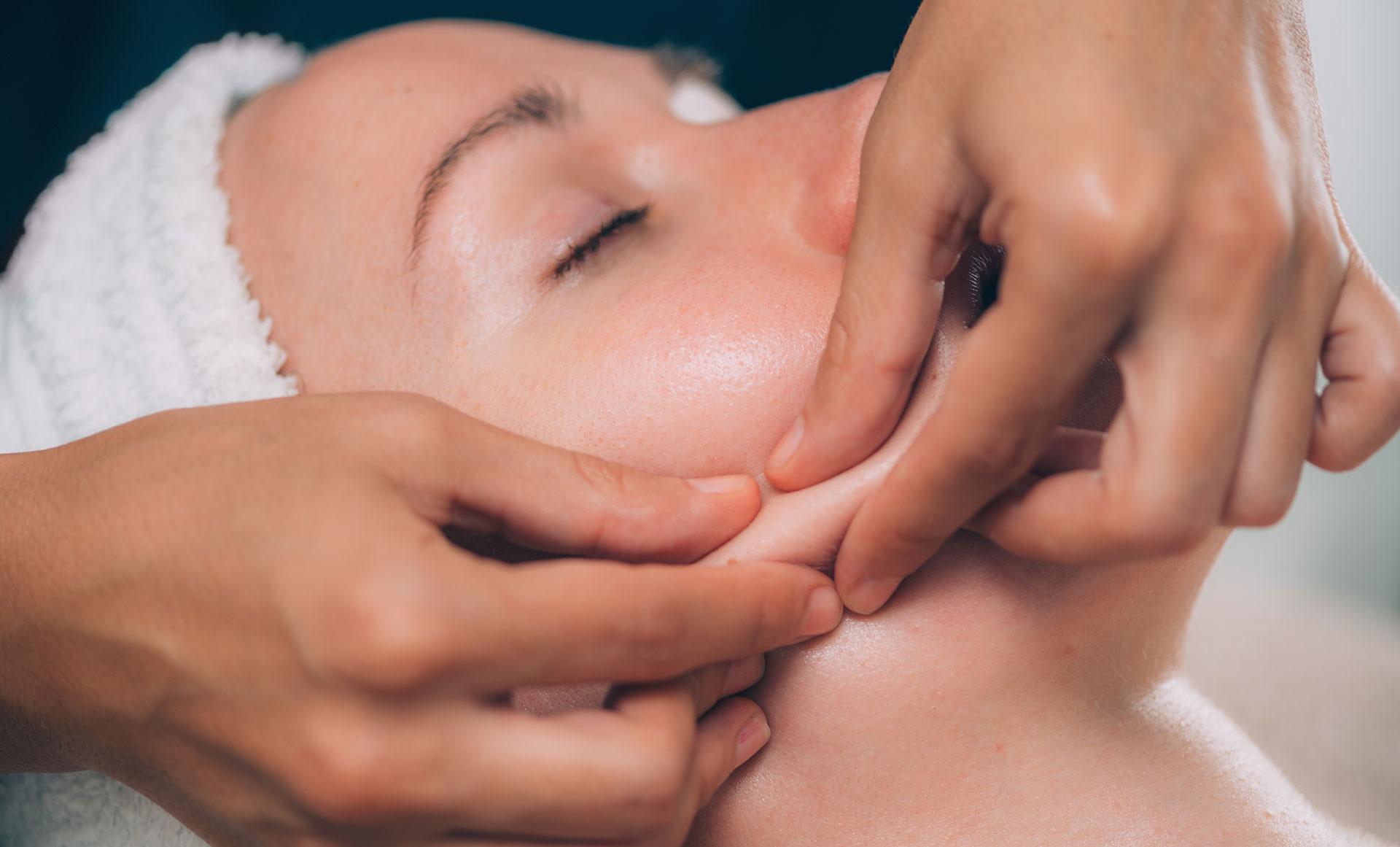 TMJ Massage Treatment